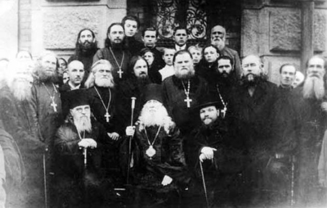 Фото: Новомученики Российские