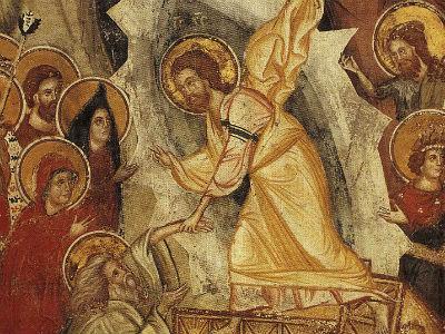 Никодим Святогорец: ирмосы канона Пасхи