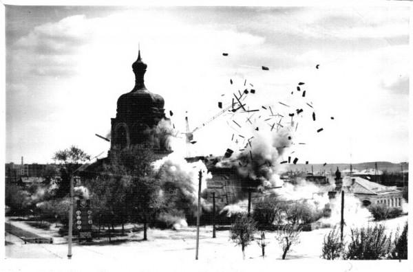 Церковь после революции